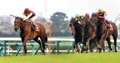 2015年の産経大阪杯