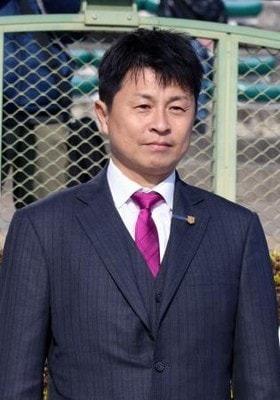 日吉正和調教師(44歳)