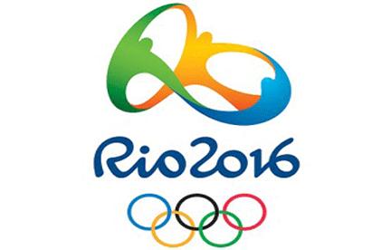 リオオリンピックのロゴデザイン