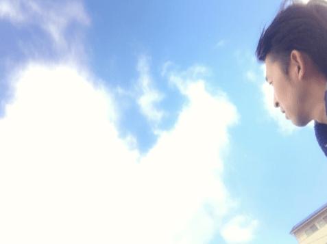福永騎手をローアングルから空とともにw