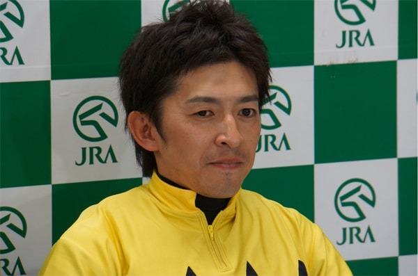 福永祐一騎手(40)