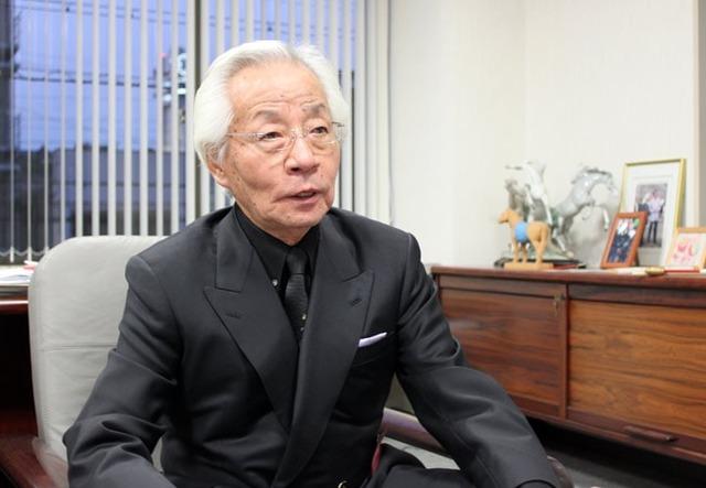 松本好雄氏