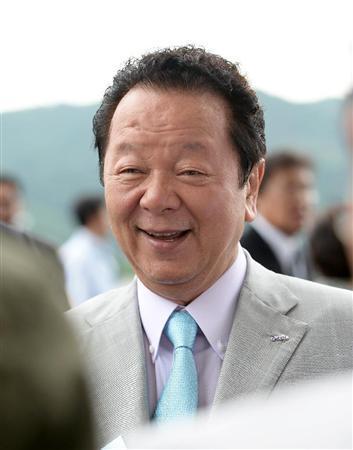前田幸治氏