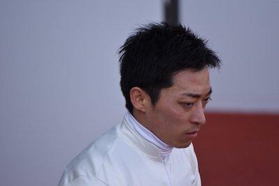 帰り際の川田騎手の表情…