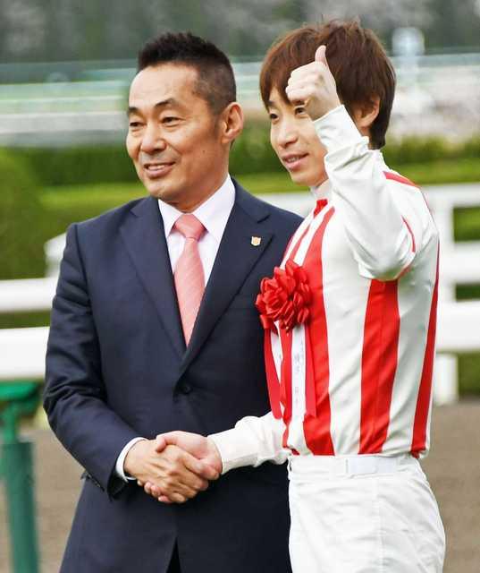 本田優調教師が桜花賞を騎手&調教師でW制覇