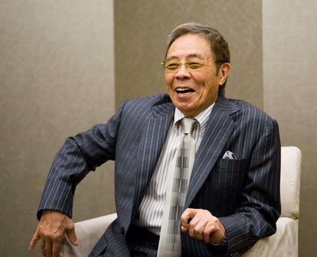 北島三郎氏(80歳)