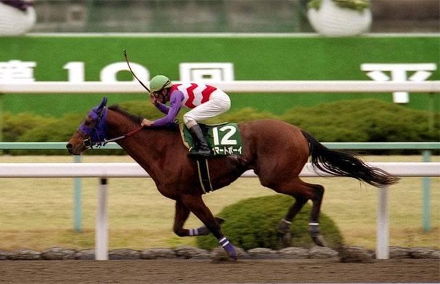 2002年 平安ステークス ダート1800m 京都競馬場