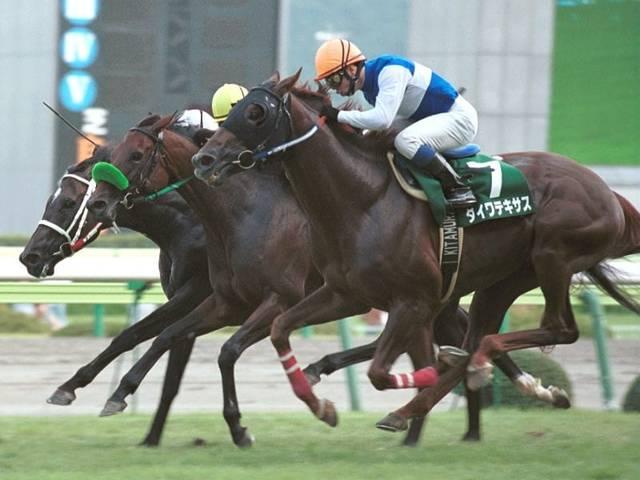 2000年08月06日 関屋記念 芝1700m 福島競馬場