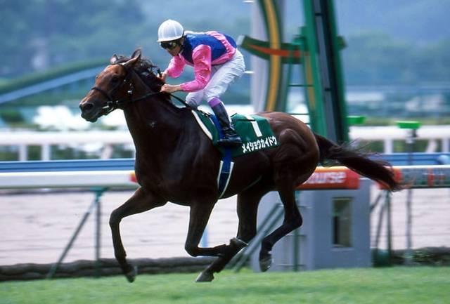 2005年7月17日 北九州記念 芝1800m 小倉競馬場