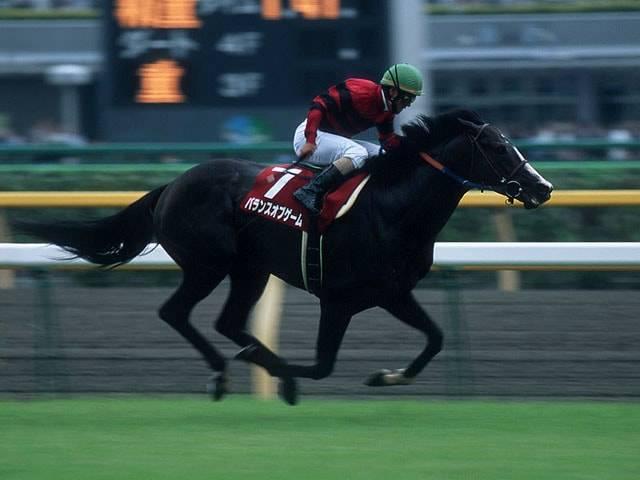 2003年10月12日 毎日王冠 芝1800m 東京競馬場