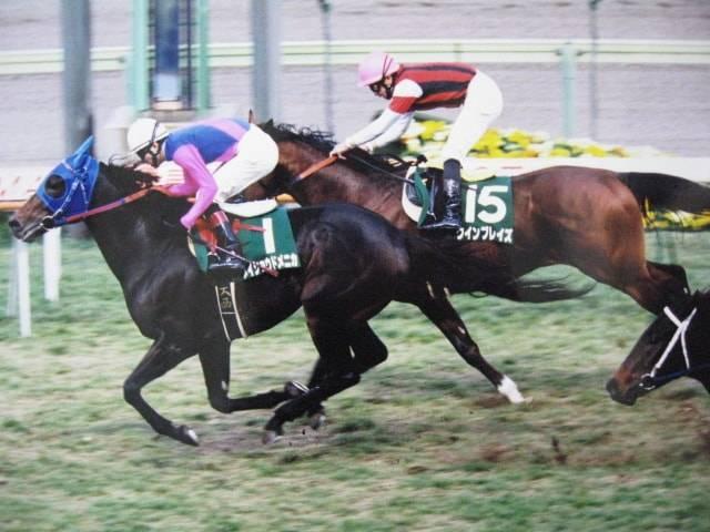 2003年11月16日 福島記念 芝2000m 福島競馬場