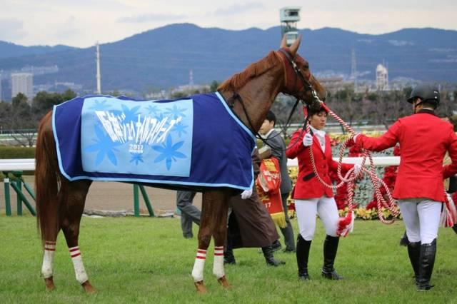 2歳牝馬のチャンピオンに輝いたラッキーライラック✨