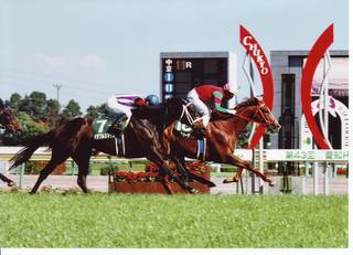 2005年06月05日 愛知杯 芝2000m 中京競馬場