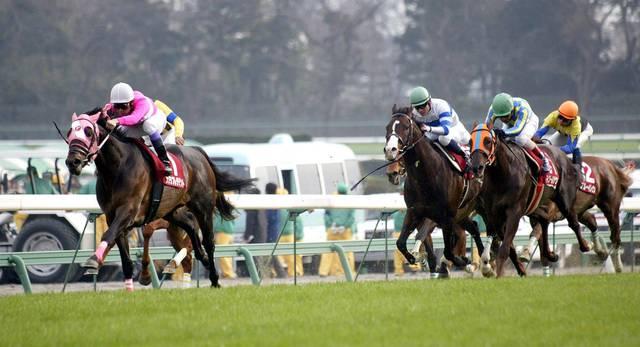 2004年02月29日 中山記念 芝1800m 中山競馬場