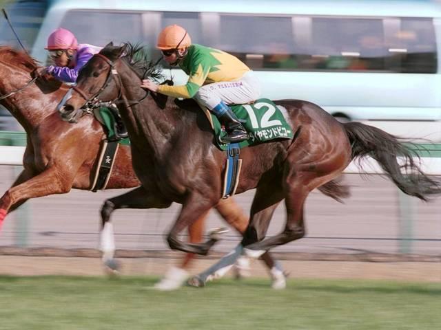 2002年03月09日 中山牝馬ステークス 芝1800...