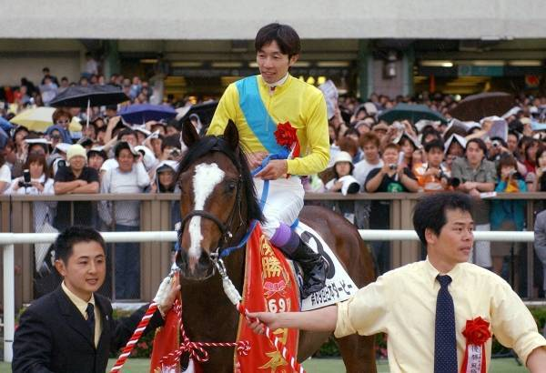 2002年の武豊騎手はまさに無双状態