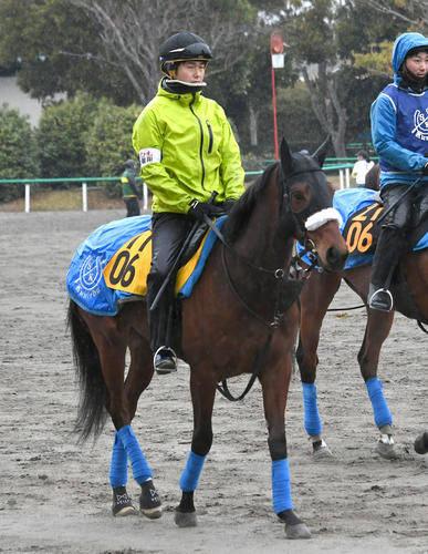 ダノングレースが歴戦の重賞馬相手に下剋上なるか