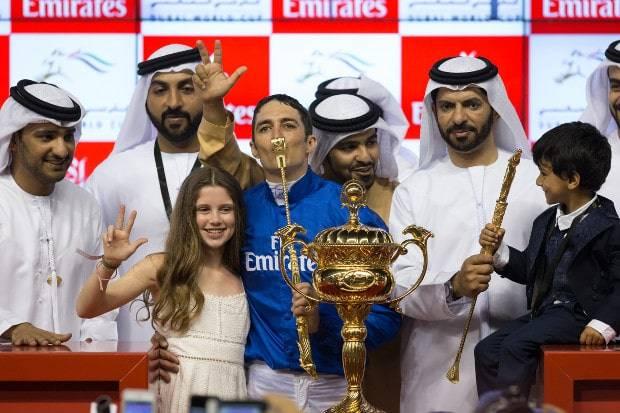 ドバイの1着賞金を優に超える賞金額となるサウジカップ
