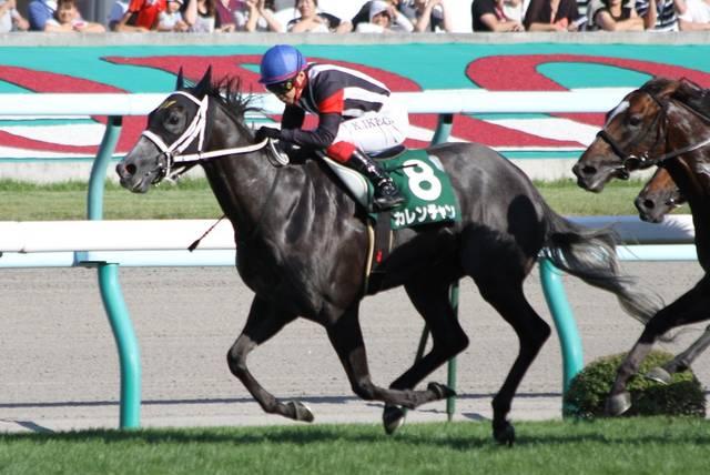 カレンチャン(スプリングチケット2007)
