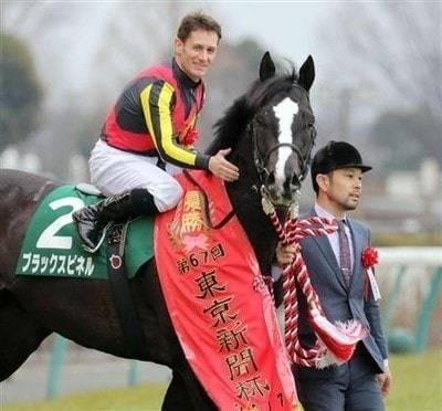 半兄ブラックスピネルは重賞戦線で活躍する現役馬