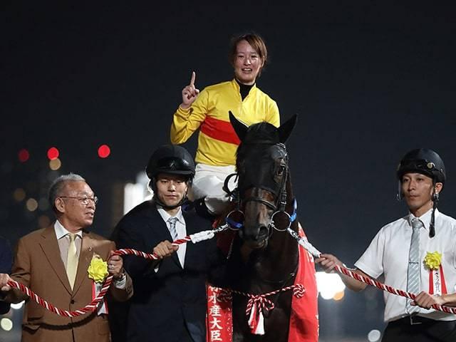東京盃で嬉しい重賞制覇を決めた名コンビがGⅠに挑む