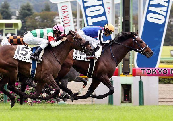 新馬戦では後の重賞馬フィリアプーラに先着しているラスト...