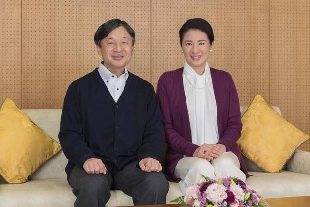 いつまでも仲睦まじい新天皇陛下と新皇后陛下
