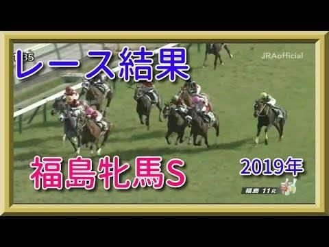 福島牝馬ステークスの過去結果動画と歴代勝ち馬