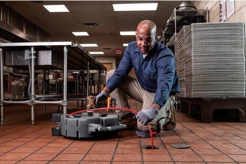 【RIDGID 配管内検査カメラ・排水管清掃機】配管検査・掃除の革新的商品!
