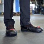 【Tiger Gripアウトソール 】どんな靴も一瞬で先芯付き作業靴!?