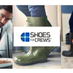 【Shoes For Crews 耐滑シューズ】USAプロのお墨付き!