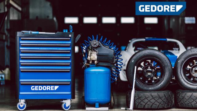 【GEDORE】工具好き必見!ドイツの上質工具でカスタマイズ工具セット