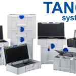 【TANOS】ワンタッチで連結!持ち運び便利なドイツ生まれのシステムボックス「systainer®」