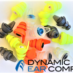【Dynamic Ear Company】騒音はカット。でも会話は聞きとれる!?特許取得のフィルター付き耳栓「Crescendo」