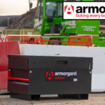 【armorgard】工事現場や建設現場で機材や工具を守る屈強な保管庫!