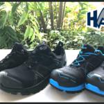 【HAiX】GORE-TEX®を使用したハイスペックなセーフティーシューズ。機能性・安全性・快適性、3拍子そろった「BLACK EAGLE® SAFETY 40.1 LOW」