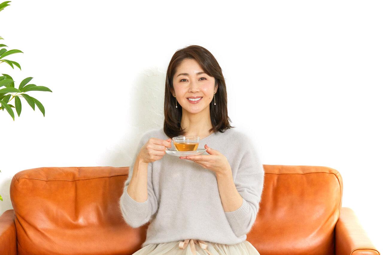 体も心も元気になれる、働くワタシのとっておきごはん Vol.2 -ファッションモデル・漢方スタイリスト 芦田桂子さん-