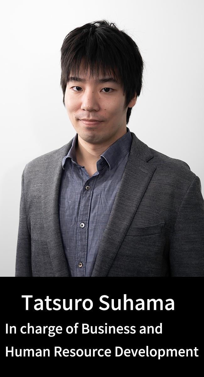 Tatsuro Suhama