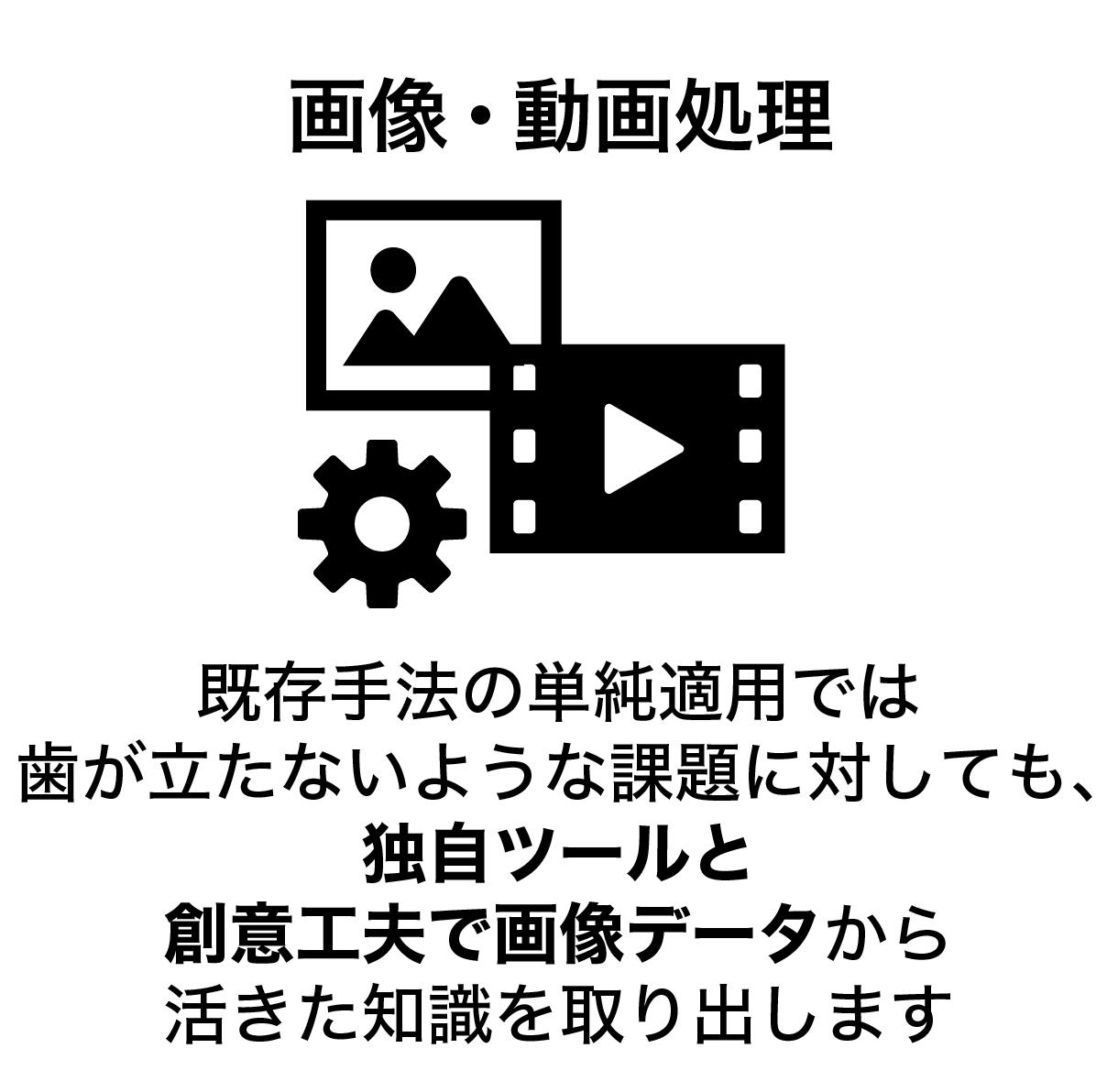 画像・動画処理
