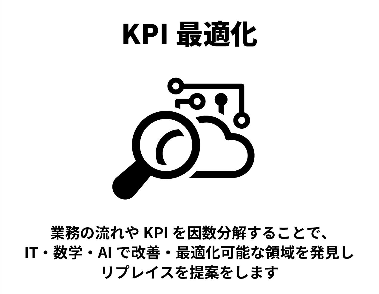 KPI最適化