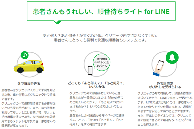 順番待ちライト for LINE (1016)