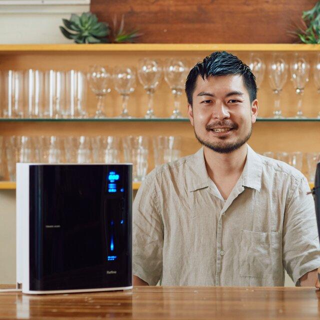 コーヒーのトレンドは水の使い分けへ。バリスタが語る「水とコーヒー」の面白い関係とは