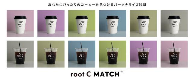 図3:自分の嗜好に合うコーヒーを提案