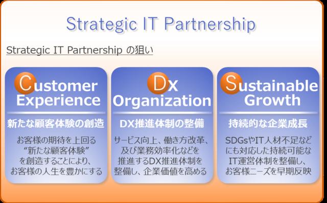 図1:パートナーシップの概要