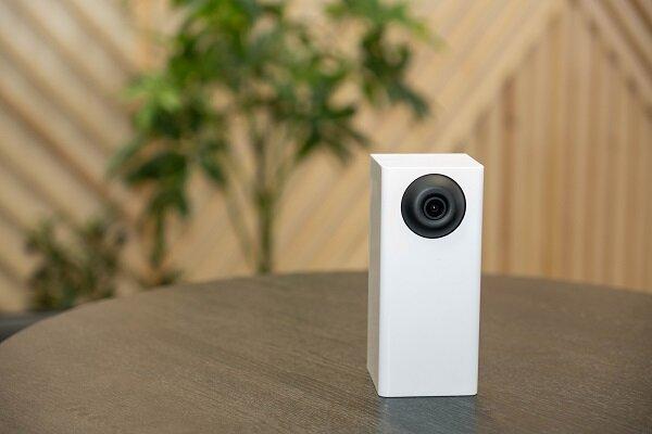 図1:エッジAI対応の置き型カメラ「ミルシル」