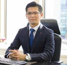 写真:日本オムニチャネル協会 専務理事 林雅也氏