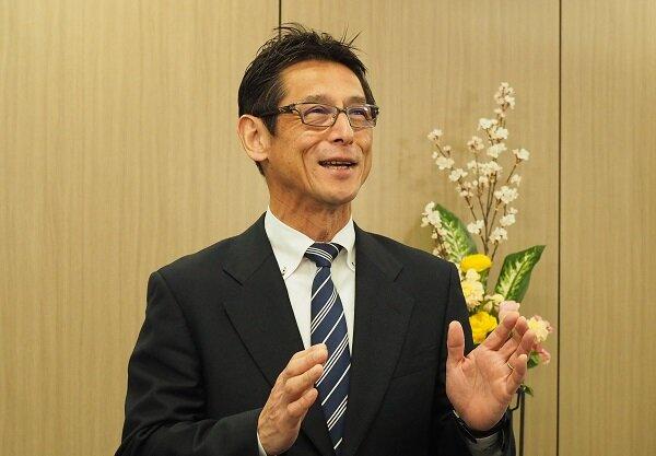 写真:木村情報技術 代表取締役 木村隆夫氏