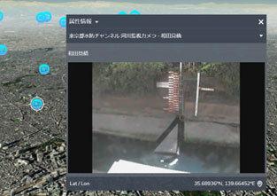 図3:Youtubeの東京都水防チャンネル(建設局)を...
