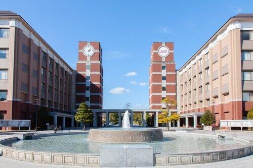 図2:APUキャンパス