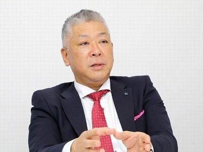 写真:日本オムニチャネル協会 販促分科会リーダー 亀卦川篤氏